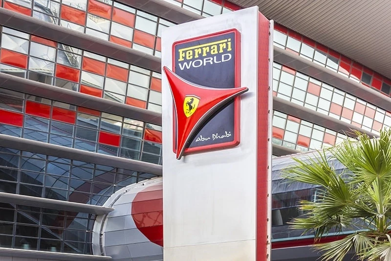 FERRARI WORLD SELECTS IPERA SOLUTIONS ' GUEST WI-FI & ENGAGEMENT PLATFORM