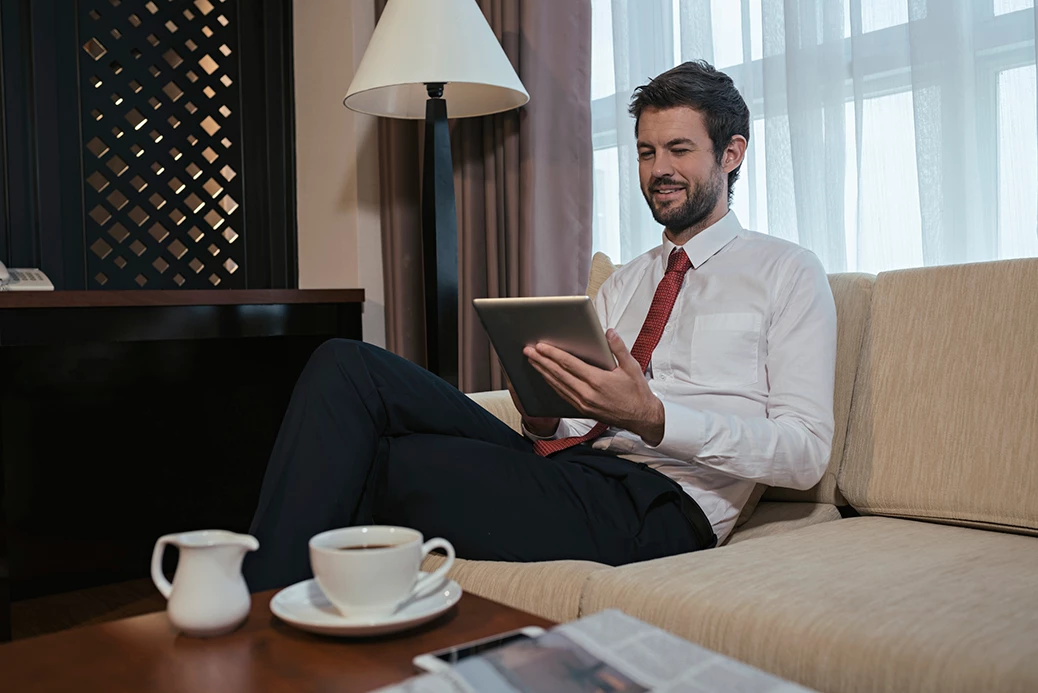 Increasing Value for Hotel Wi-Fi. Beyond Connectivity