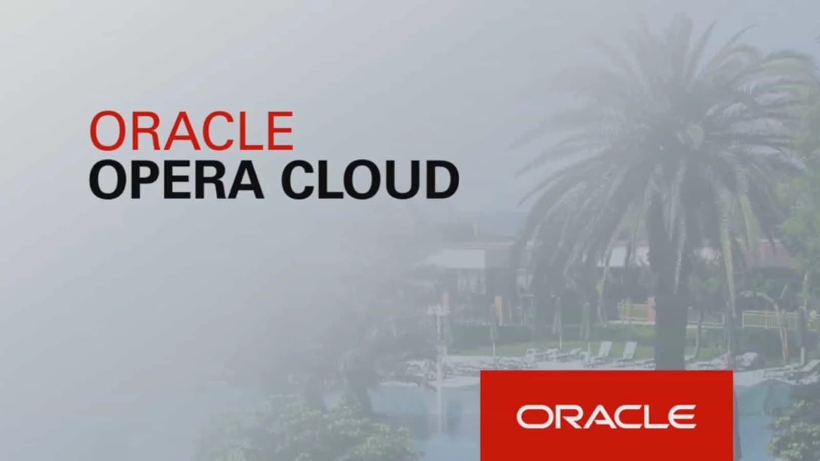 IPERA Starling Cloud Is Certified with Oracle Opera PMS Cloud