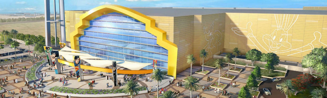 WARNER BROS. WORLD ABU DHABI ENABLES IPERA'S GUEST WIFI EXPERIENCE & ANALYTICS SOFTWARE